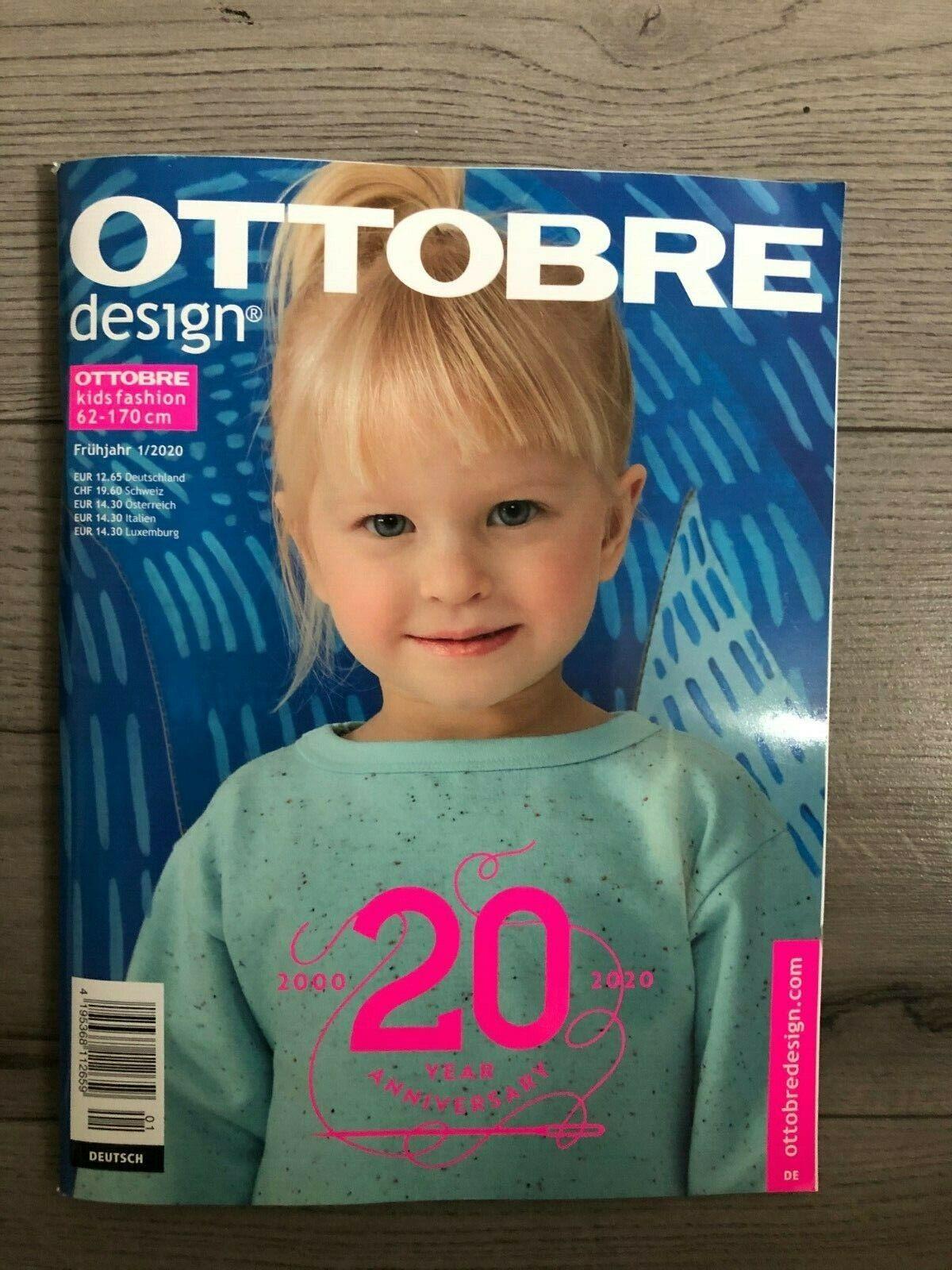 TOP OTTOBRE Kids Fashion Herbst 4//2019  Größen 50-170cm  NEU 1A  abs