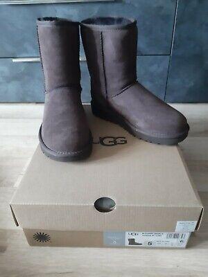 Orig. UGG Boots Schuhe Mädchen, Junge Braun Gr. 36