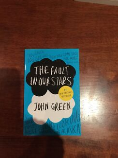 The Fault In Our stars book by john green