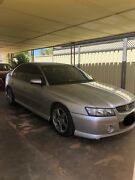 2006 VZ SV6 silver commodore Loxton Loxton Waikerie Preview