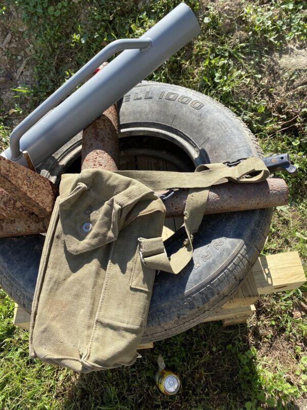 Bren Gun Pouch??? Unknown Military Surplus Pouch
