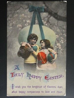 ruly Happy Easter 'I Wish You the Brightest of Easters.c1918 (Happy Easters)