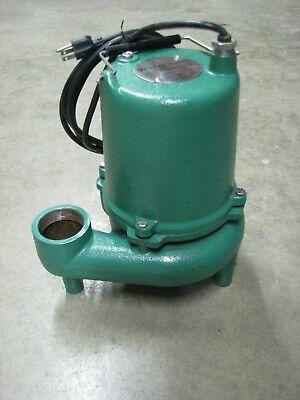 Pentair Hydromatic Submersible Sewage Effluent Pump Sp40a1