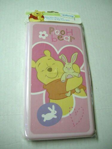 Winnie the Pooh Baby Wipes Travel Case, Pink, By Cudlie Accessories, NIOP
