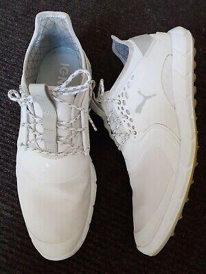 Mens Puma Golf Ignite Spikeless Waterproof Shoes UK8