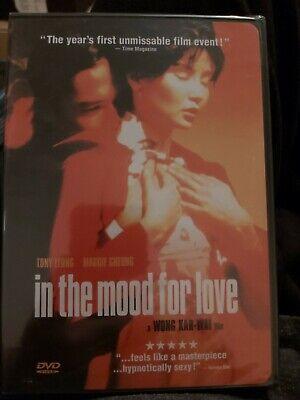 In the Mood for Love [2000] (Region 1) (NTSC) [DVD] - DVD  29VG