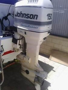 Johnson 150hp outboard Mandurah Mandurah Area Preview