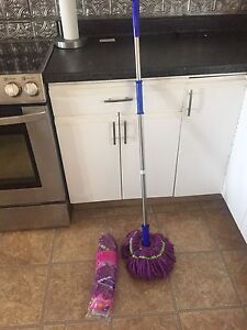 Mop with brand new head