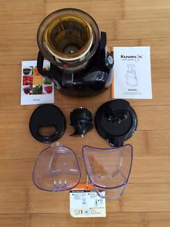 KUVINGS SILENT MASTICATING JUICER in excellent condition