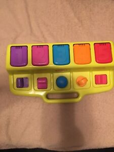 Playskool counting/dexterity toy