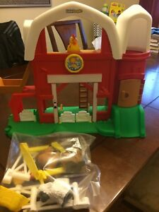 EUC Fisher Price Farm