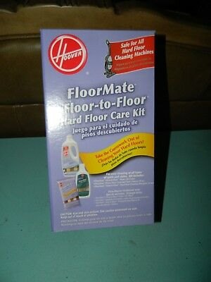 Hoover Floormate Floor to Floor Hard Floor Care Kit