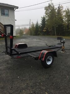 *New* Motorcycle Trailer (Motivated To Sell!!)