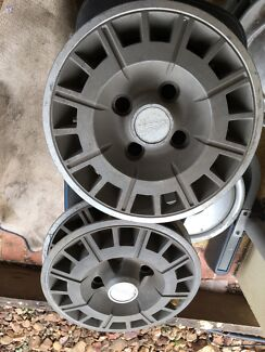 Datsun hubcaps x5 Brookfield Melton Area Preview