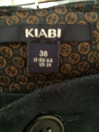 Short chino kiabi marine taille 38 fr
