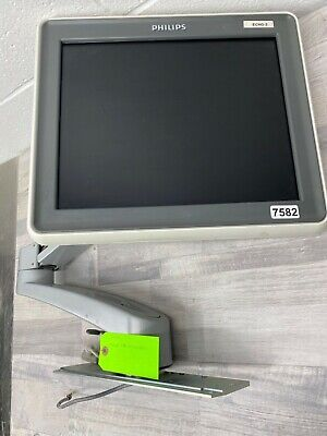 Philips Iu22ie33 Ultrasound 17 Lcd Monitor Model 453561168371 7582
