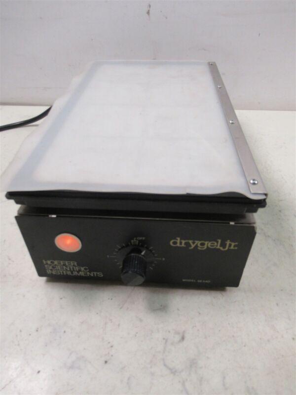 Hoefer Scientific Instruments Drygel Jr. SE540 Gel Electrophoreses Dryer Slab