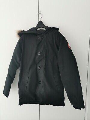Men's Canada Goose Chateau Parka Black Size M