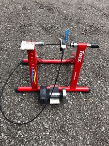 Cycletrack trainer
