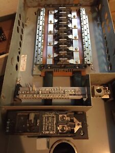 GE Panel and Breakers
