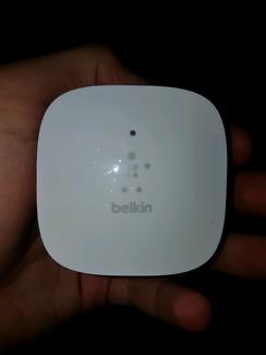 Belkin range extender