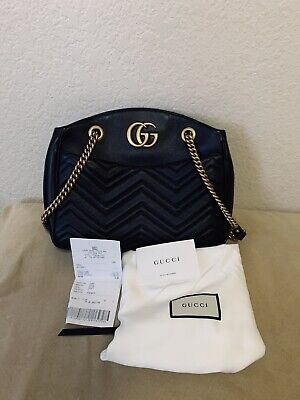 Gucci marmont vintage Gold Chain bag* Brand New with Receipt *