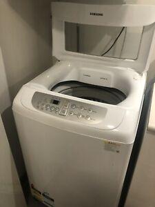Sumsung washing machine Top loader