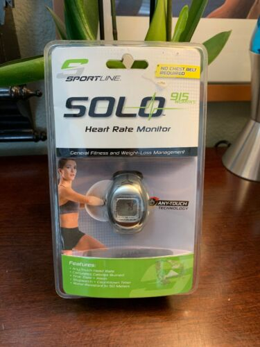 women s solo 915 heart rate watch