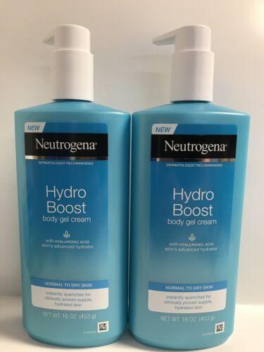 2 hydro boost body gel cream normal