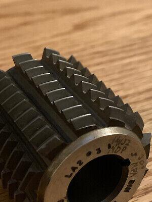 Gear Hob Cutter 1 78 Oal 1632 D.p 30 P.a