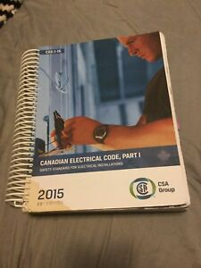 2015 Canadian electrical code