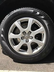 "Audi Q5 17"" Wheels - Great Condition, Pick-up Only. St Kilda West Port Phillip Preview"