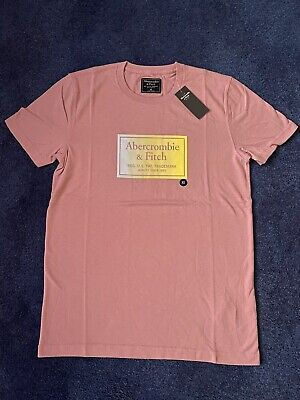 Men's Abercrombie & Fitch T Shirt XS NEW!