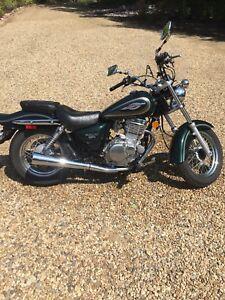 2001 Suzuki marauder 250