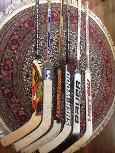 Hockey Goalie Sticks $ 25 Each, Different Sizes