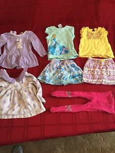 Girls clothes 18 mos to 2T