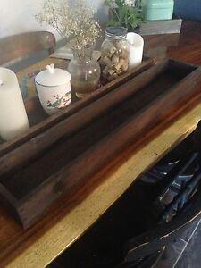Pine decor box