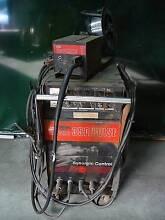 CIG Transmig 350 Pulse MIG welder Redwood Park Tea Tree Gully Area Preview