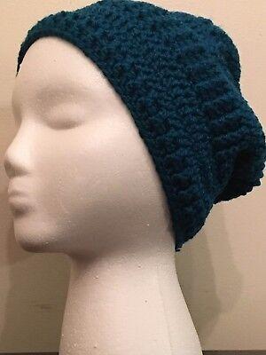 Handmade Hat   Poise And Envy  Ravelry   Terrain  In Teal