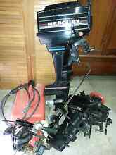1985 9.8hp mercury outboard with spares Hamilton Southern Grampians Preview