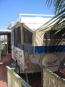 Jayco Eagle Outback 2008 Campervan Coledale Wollongong Area Preview