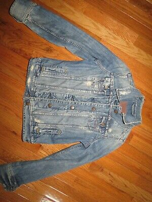 Abercrombie and Fitch  women's denim jacket