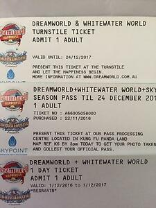 Dream world tickets Caboolture Caboolture Area Preview