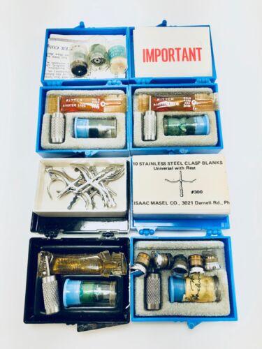 Vintage Dental Tools Air Turbine Cartridge - Borden Airotor - Dentsplay Silencer