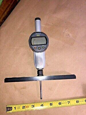 Mitutoyo Depth Flatness Gage Mitutoyo Absolute Digimatic Indicator