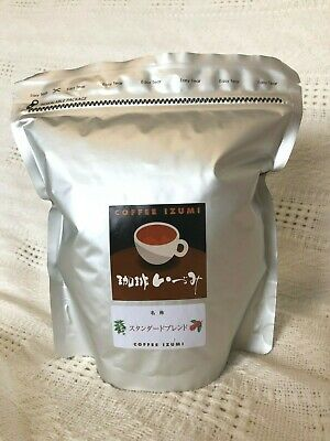 Limited coffee Standard blend beans Roasting of the Japanese master Japan F/S