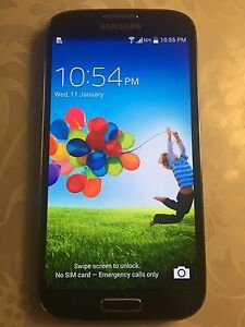 Samsung galaxy S4 4G - UNLOCKED QUICK SELL Hawthorn Boroondara Area Preview
