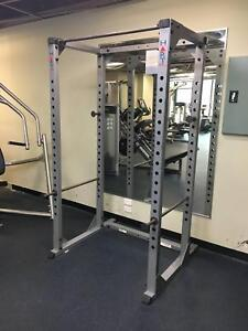 Step into this coast guardsman s amazing garage gym garage gym lab