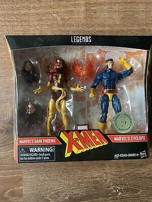 Marvel Legends Dark Phoenix Cyclops Toys R Us Exclusive Two Pack