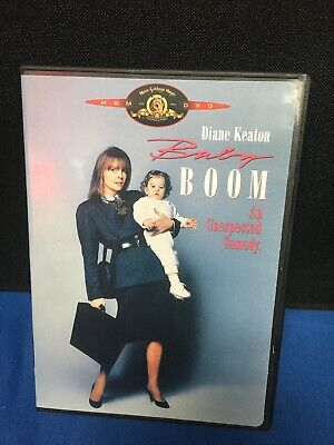 Used, Baby Boom 1987 (DVD, 2009) Diane Keaton FAMILY COMEDY RARE DVD for sale  Crystal Lake